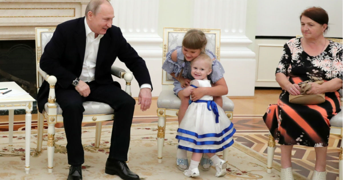 Пишут, Путин отменил пособие на детей 1,5-3 лет. Что на самом деле?