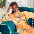 Фото Яркие платья в цветок  в коллаборации H&M x Johanna Ortiz