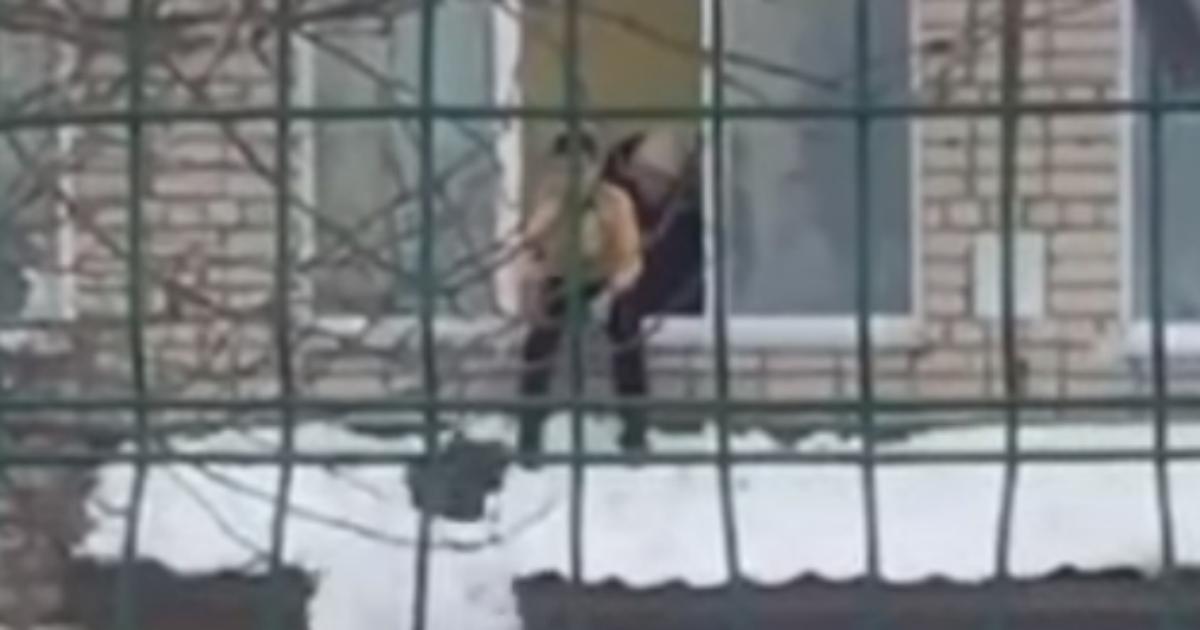 Фото Школьник заступился за дворничиху, которую уволили после его помощи