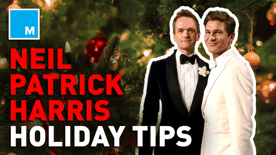 Photo of Neil Patrick Harris and David Burtka's tips to surviving the holidays