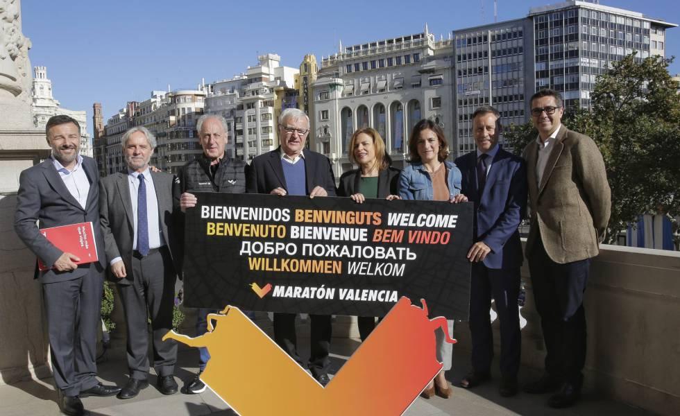 Photo of La Maratón Trinidad Alfonso es el evento de más impacto económico en Valencia después de las Fallas