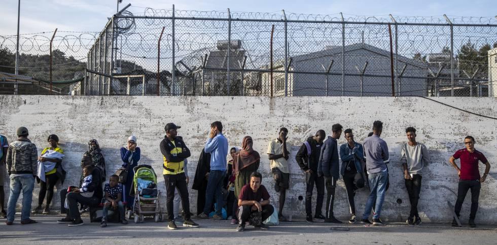 Photo of Moria, la cruel bienvenida de Europa a los refugiados