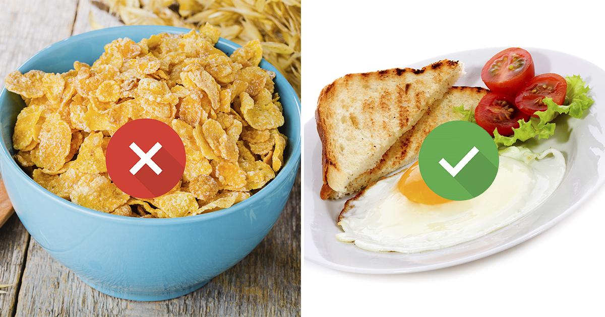 Фото Больше никакой питы. Диетолог назвала самый вредный завтрак