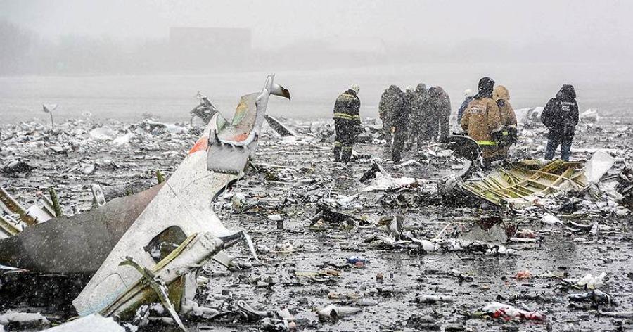 """Командир впал в ступор. МАК назвал причины крушения """"Боинга"""" в Ростове"""