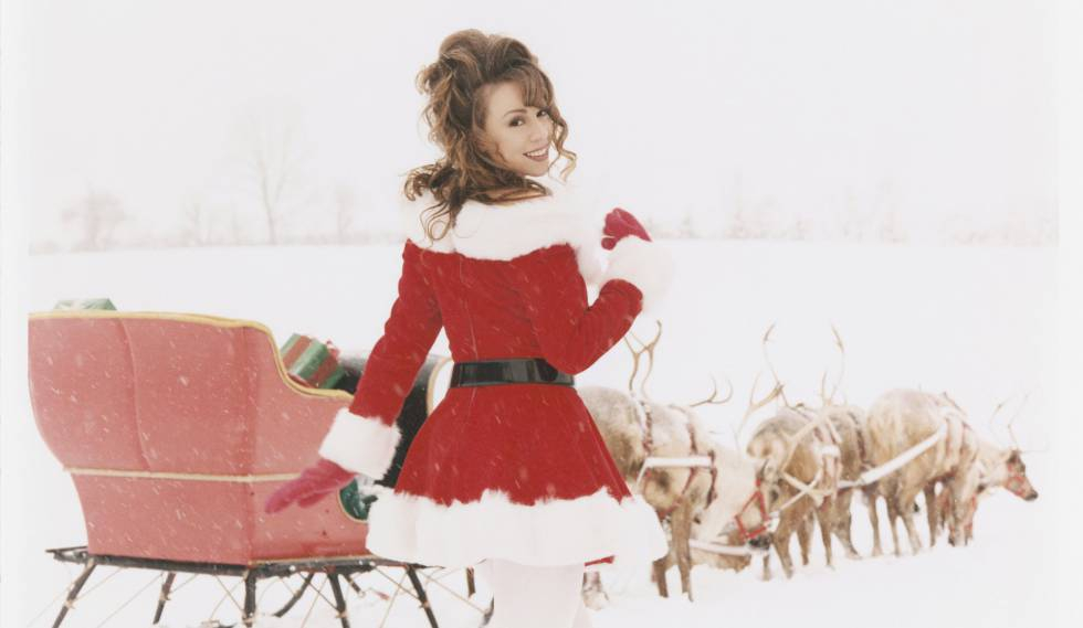 Photo of La rentable navidad de Mariah Carey: 25 años de éxito y tres récords Guinness