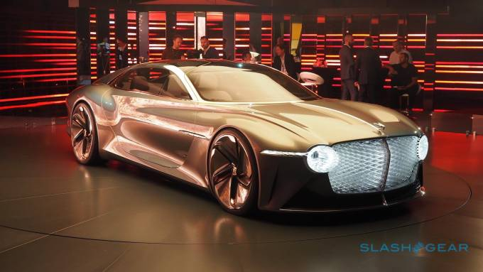 Photo of Bentley mulls concept-inspired W12 tourer with no roof but a big price tag