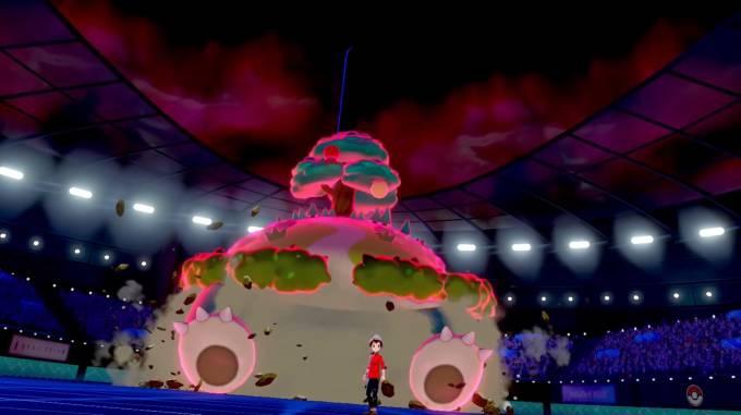 Photo of Pokemon Sword and Shield trailer reveals Gigantamax Snorlax