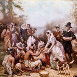 The Vicious Reality Behind the Thanksgiving Myth
