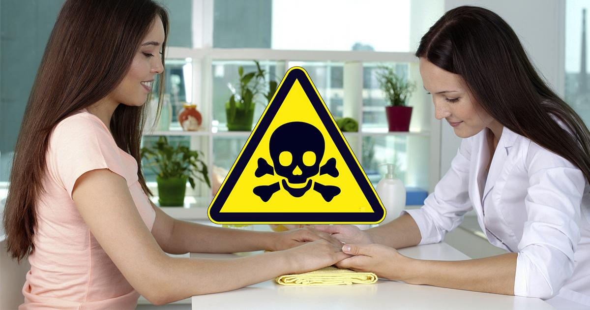 Руки прочь. Ученые выяснили, чем маникюрные салоны опасны для клиентов