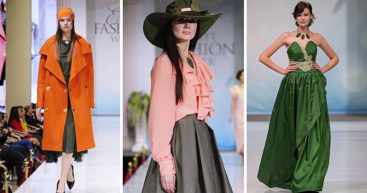 «Дом Елисабет» на Estet Fashion Week. Чем удивили российские дизайнеры
