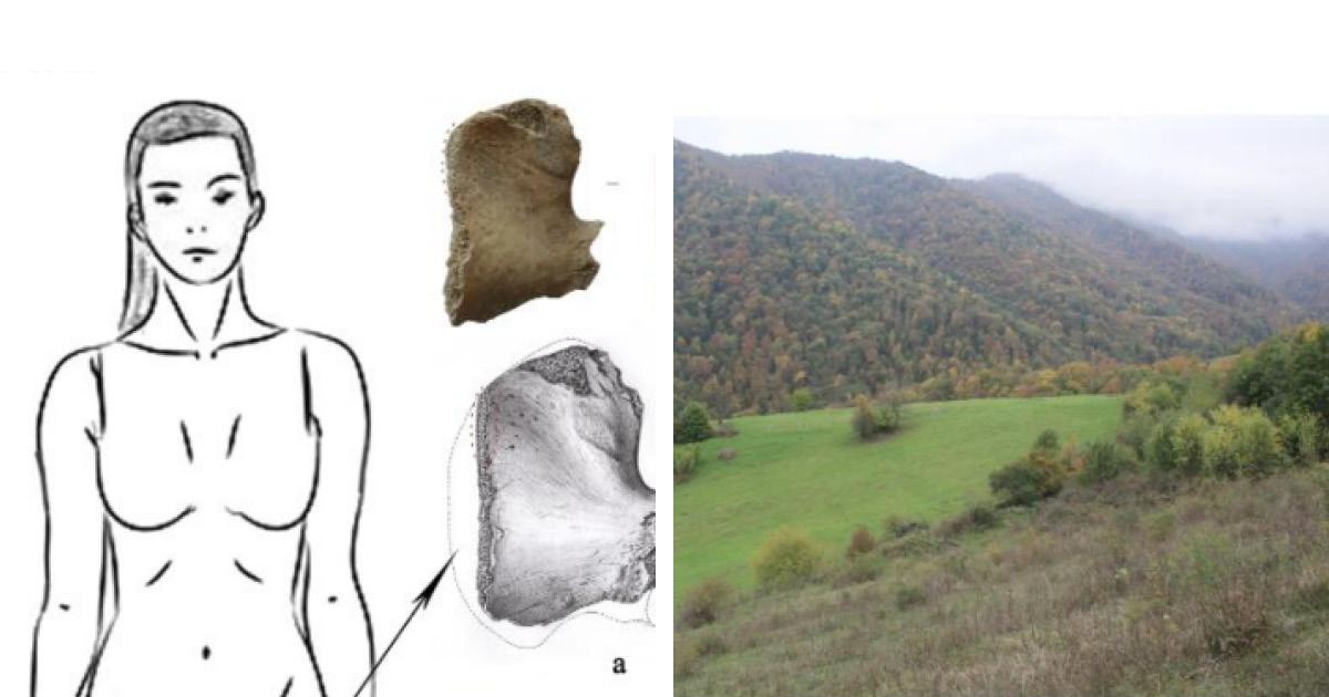 В Армении обнаружено захоронение древней воительницы-амазонки