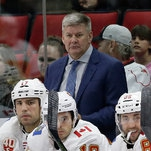 Flames Coach Bill Peters Apologizes After Being Accused of Using Racial Slur
