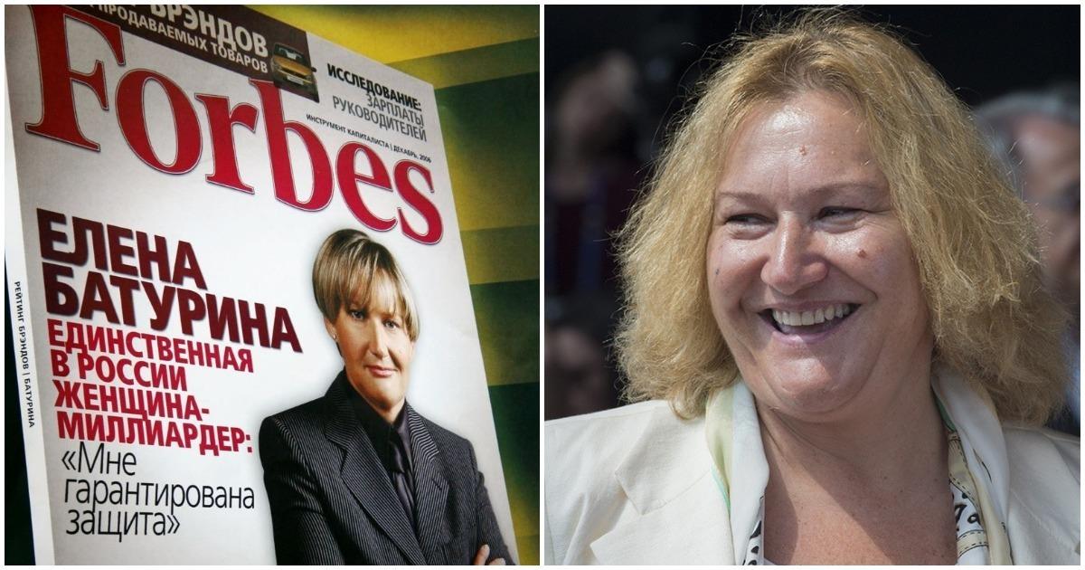 Елена Батурина: жизнь и карьера богатейшей женщины России