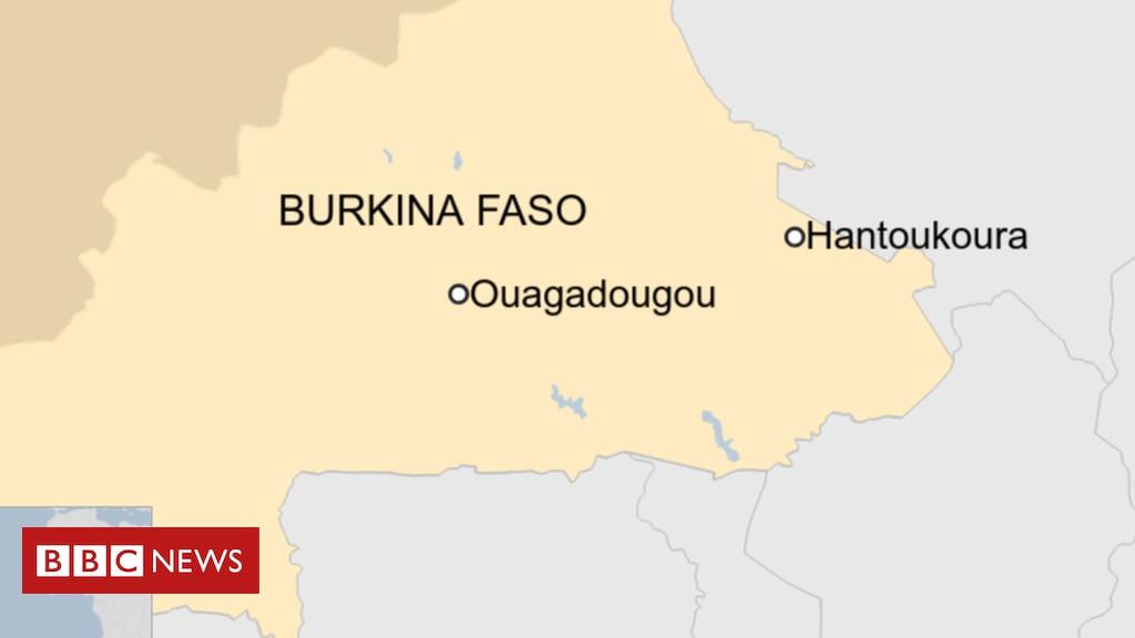 Photo of Burkina Faso: Attack on church kills at least 14