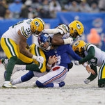 Green Bay Hands the Giants Their Eighth Loss in a Row