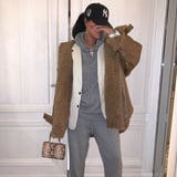 Rihanna's Fenty Coat Is Looking Real Cozy Right About Now