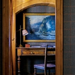 A Charming Swiss Home That Respects, and Reimagines, the Past