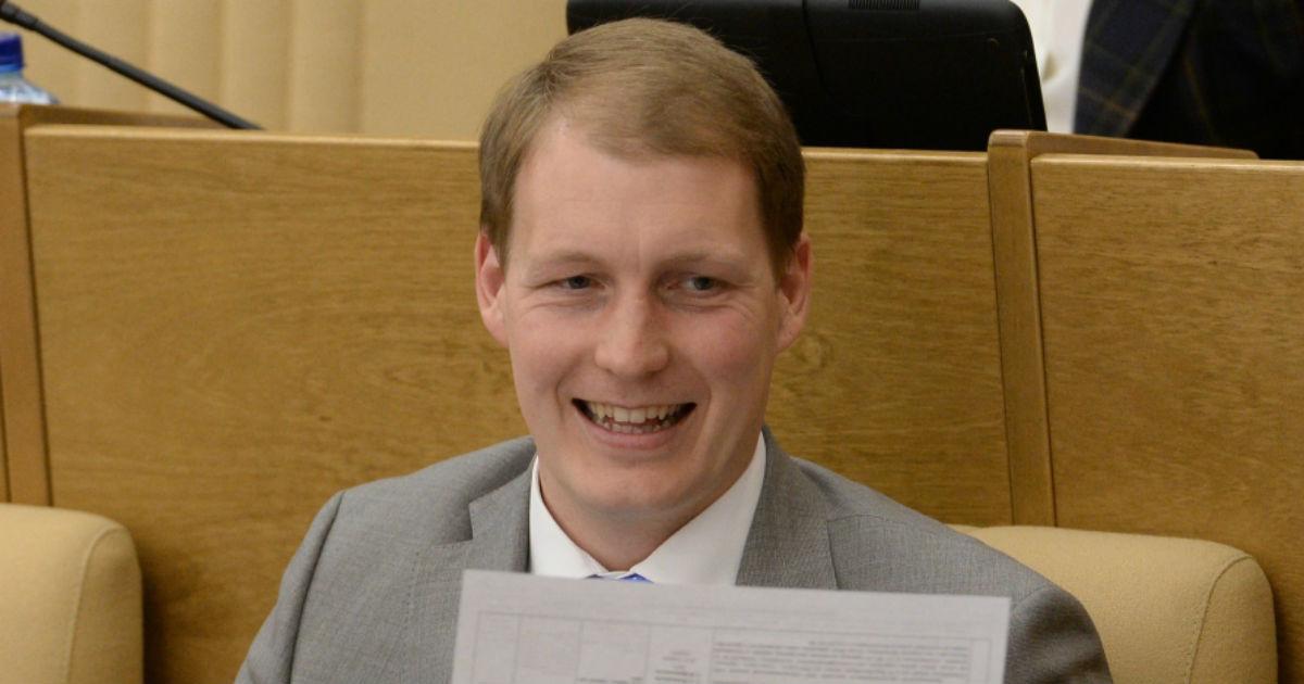 """Фото Роберт Шлегель: как экс-депутат из """"Наших"""" получил гражданство Германии"""