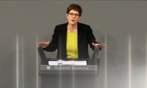 German coalition collapse looms as CDU rejects SPD's demands