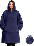 This Giant Hoodie From Amazon Is on Sale For Cyber Monday, and It Keeps You Ridiculously Cozy