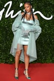 If You Thought Mint Green Couldn't Be Sexy, Rihanna's Here to Prove You Wrong