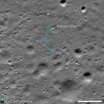 Photo of NASA Finds India's Vikram Moon Lander Crash Site, With Amateur's Help