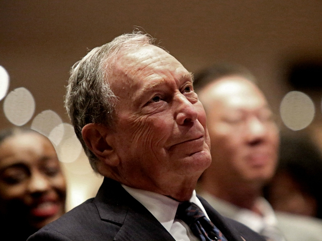 Photo of Michael Bloomberg Vows to Free 316K Accused 'Non-Violent' Criminals from Jail