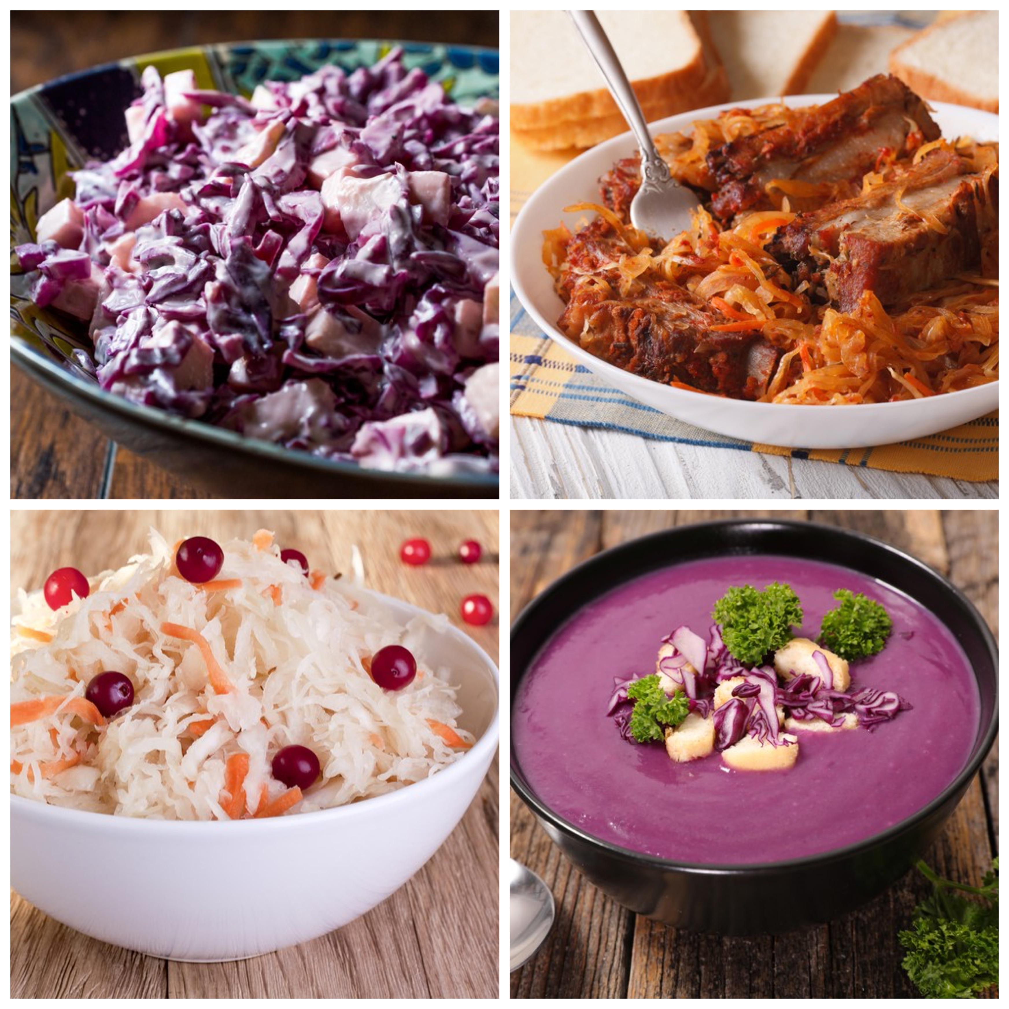 Топ 7 вкусных блюд из капусты на каждый день