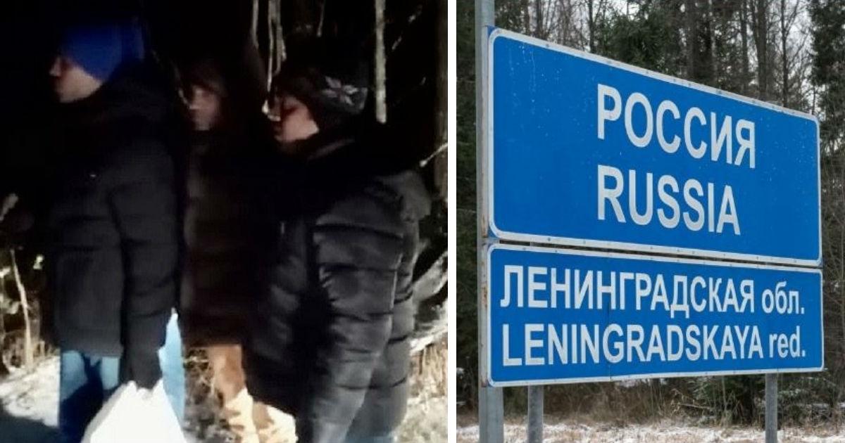 Мошенник построил фальшивую границу РФ с Финляндией и обобрал мигрантов