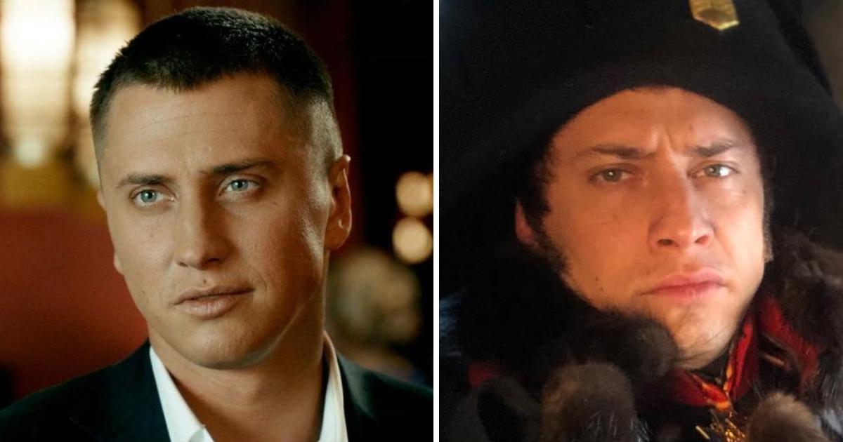 Павел Прилучный отдал сына в церковную школу