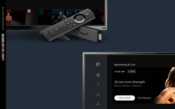 Photo of Peloton app launched for Amazon Fire TV exclusively, for now