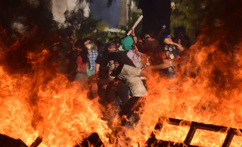 Photo of La discriminación social detrás del estallido chileno