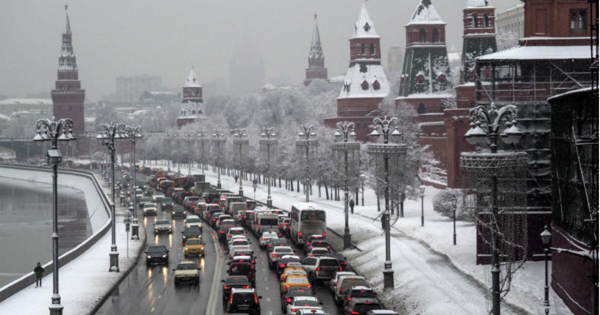 Центр Москвы закроют для машин на 10 дней. Где будет не проехать?