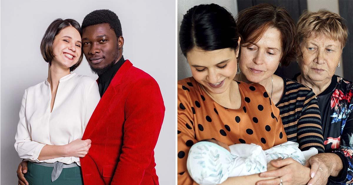 Наталья и Джейкоб: как выглядят дети россиянки из Ижевска и нигерийца?