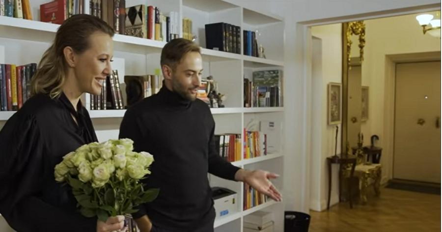 Шепелев показал квартиру, в которой живет с новой возлюбленной