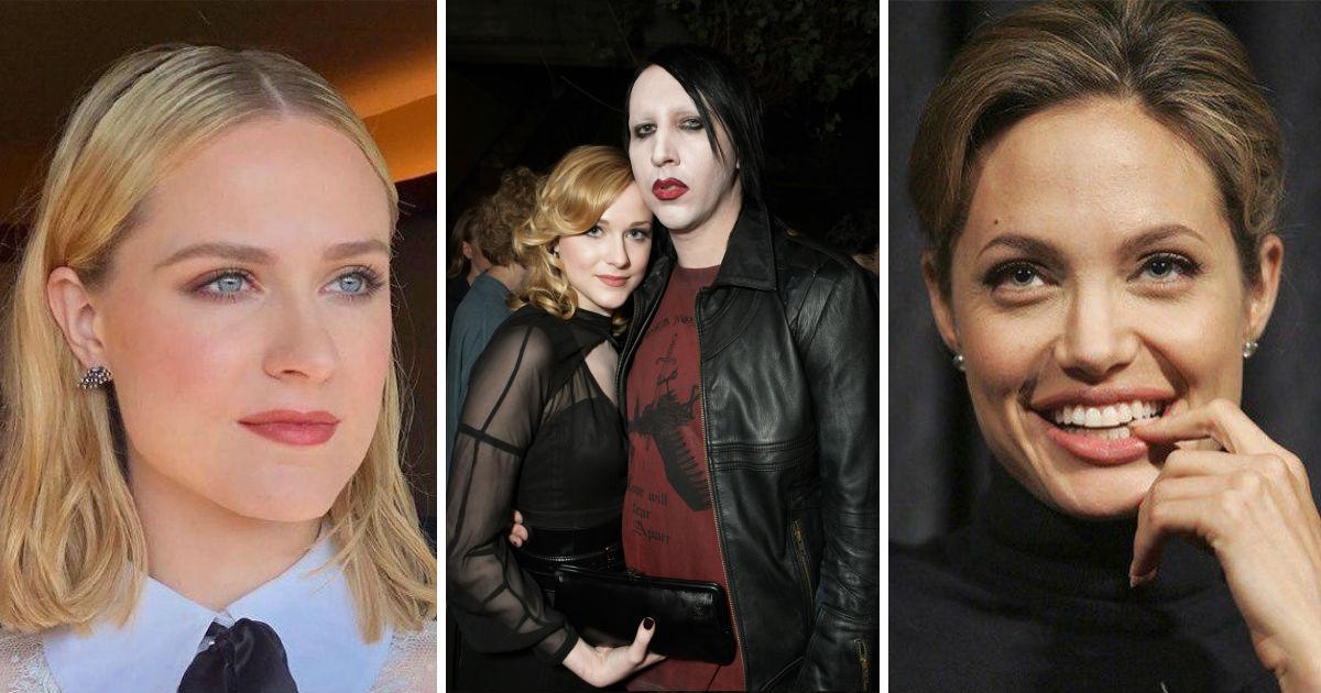 Фото Эван Рэйчел Вуд: фильмы, горячие фото и слухи о романе с Джоли
