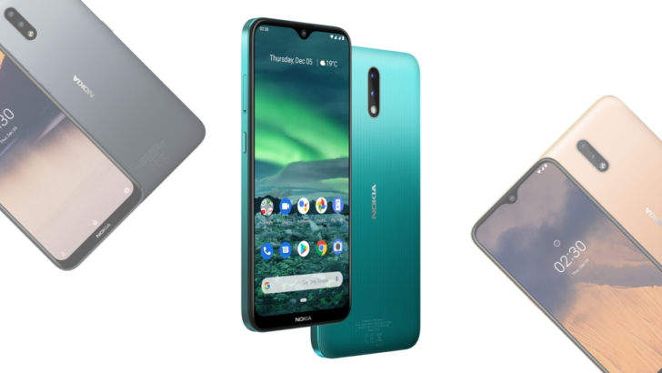 Photo of The Nokia 2.3 would've been a good 2020 burner phone if it weren't for microUSB