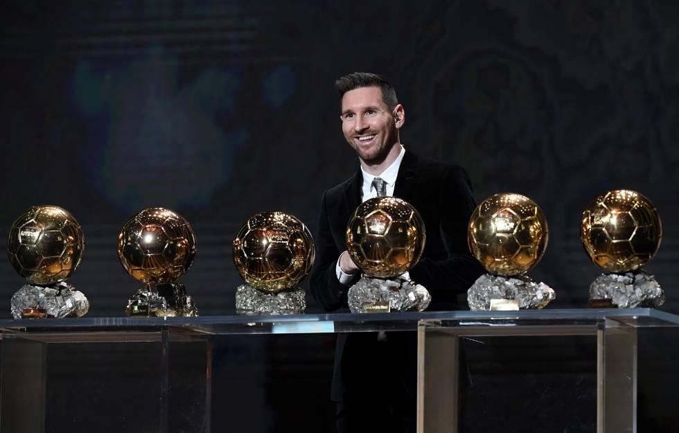 Photo of Messi en boca de Rajoy
