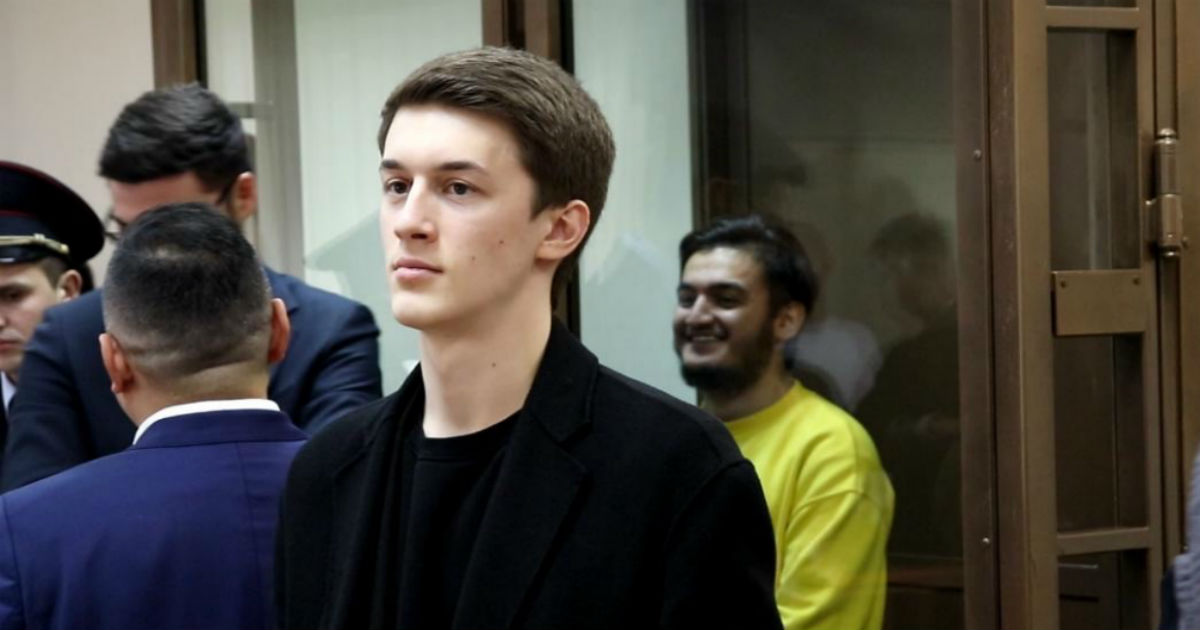 Фото Егору Жукову дали три года условно. Кто это и в чем его обвиняли?
