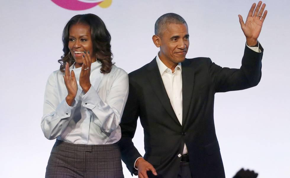 Photo of Los Obama quieren que sus hijas vuelen del nido