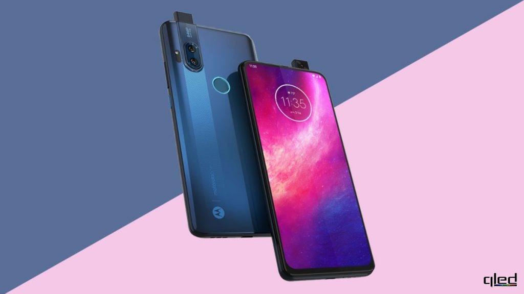 Фото Официально представлен смартфон Motorola One Hyper