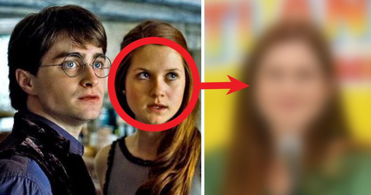 Фото Её любил Гарри Поттер. Где сейчас актриса, игравшая Джинни Уизли?