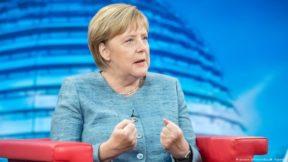 Меркель проведет двусторонние встречи с Путиным и Зеленским