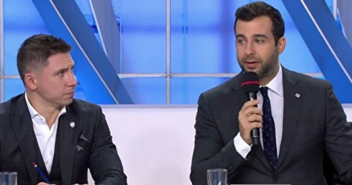 Ургант высмеял «Разговор с Дмитрием Медведевым»