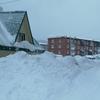 Кузбасский курорт Шерегеш засыпало снегом