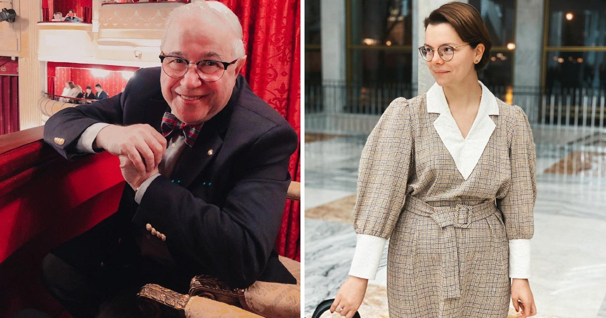 КП: 74-летний Петросян женился на молодой возлюбленной