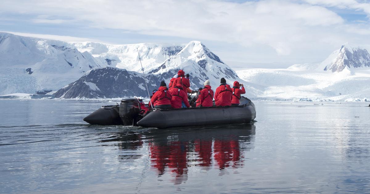 Полярники стали хуже соображать после года в Антарктиде