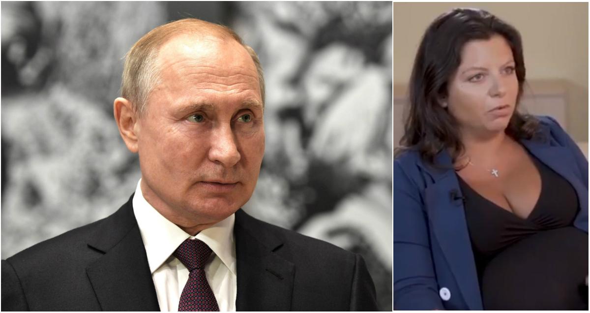Путин не будет следующим президентом и уйдет в 2024 году - Симоньян