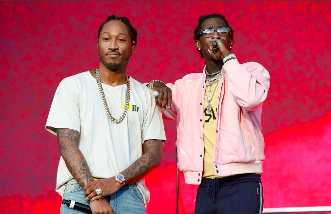 Photo of 21 Savage Says Future and Young Thug 'Should Get Writing Credit for 90% of the Sh*t Dat Come Out'