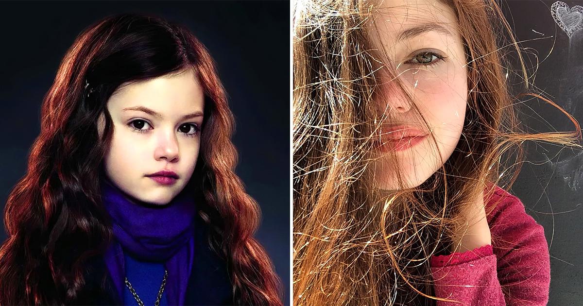Красивой девочке из фильма «Сумерки» уже 19 лет. Как она выглядит?